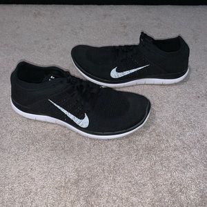 Nike Free 4.0 Flyknit Mens 12 Running Shoes